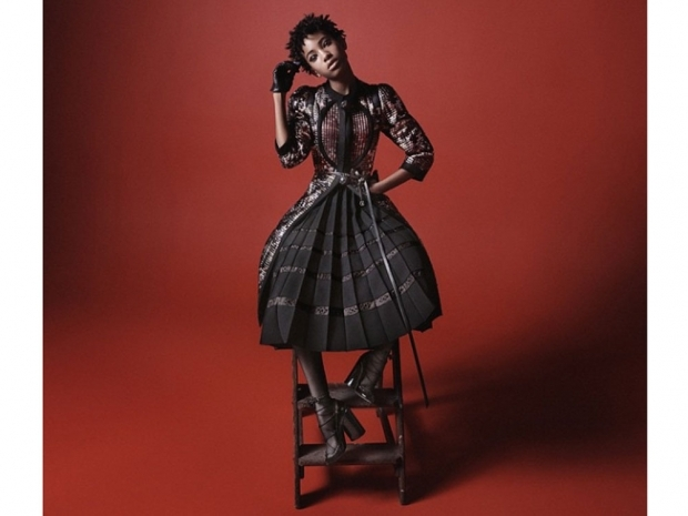 Willow Smith Marc Jacobs campaign