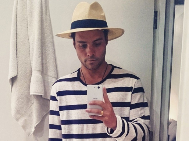 Andy Jordan in Instagram photo
