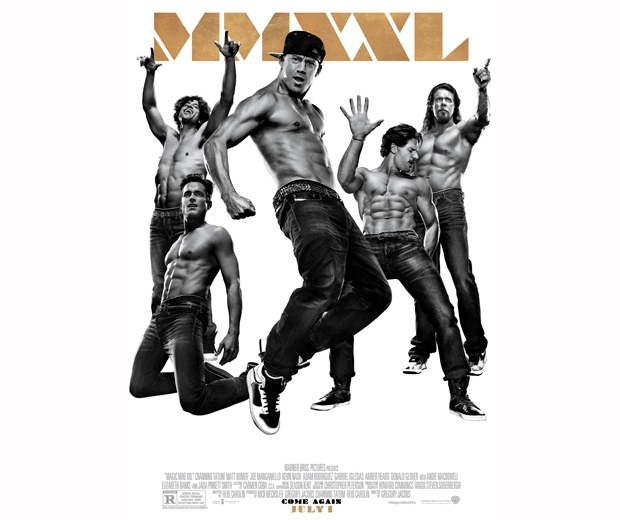 Magic Mike XXL hits cinemas on January 3rd