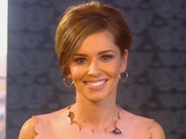 Cheryl Fernandez-Versini on Good Morning Britain
