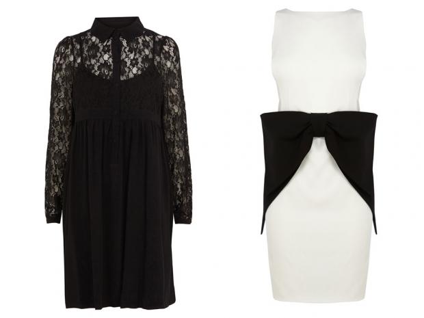 Alix Dress & Glamour Bow Dress