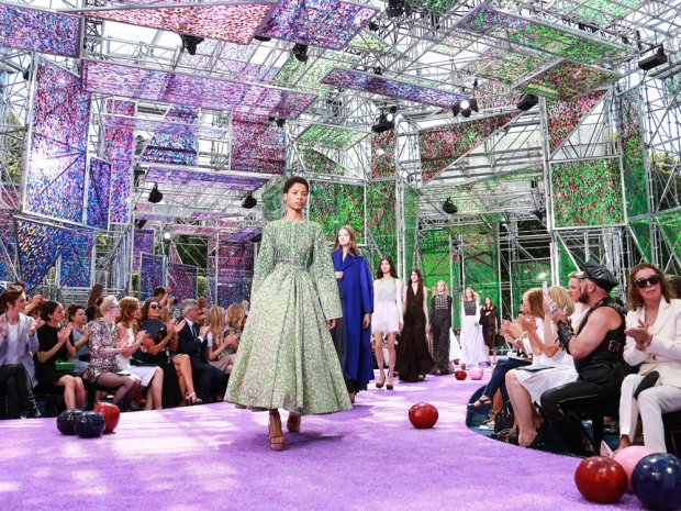 Dior Couture AW15 finale
