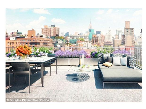 Gigi Hadid sells apartment
