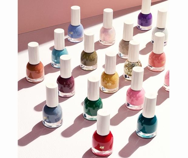 hm beauty nail polish-look.co.uk