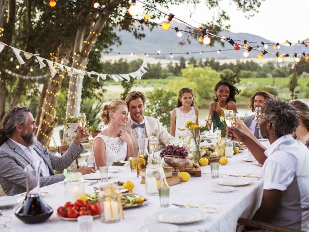 Wedding Readings Table