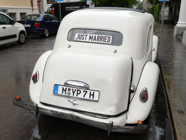 Wedding Readings - Car
