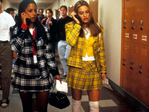Cher in School