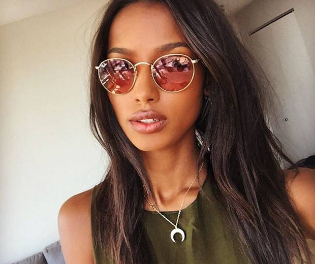 Jasmine_Tookes-models on instagram-look.co.uk