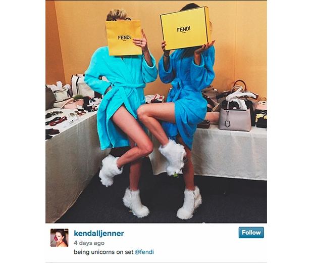 Instagram @Kendalljenner