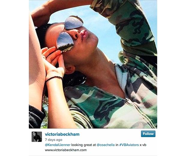 Instagram @victoriabeckham
