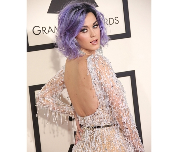 katy perry at grammy awards