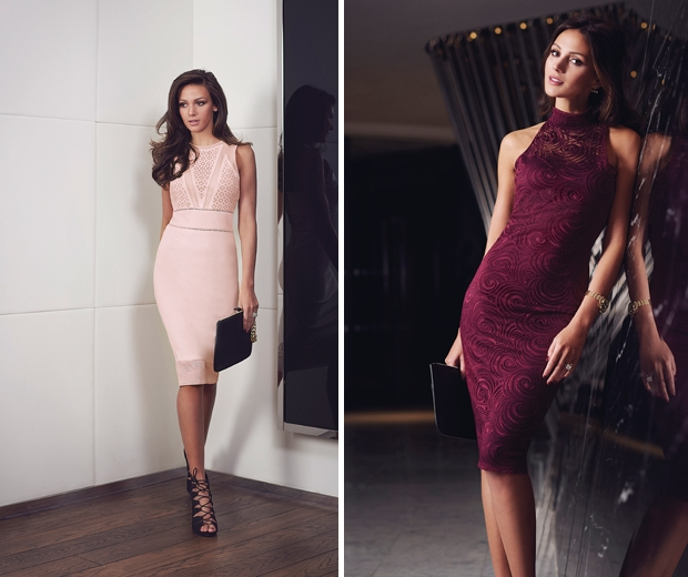 Michelle Keegan's gorgeous Lipsy AW15 collection