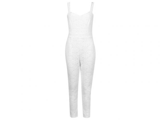 jumpsuit, Miss Selfridge, £65