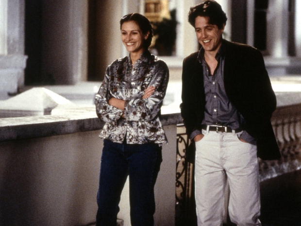 Notting Hill 1999 Hugh Grant Julia Roberts Chick Flick