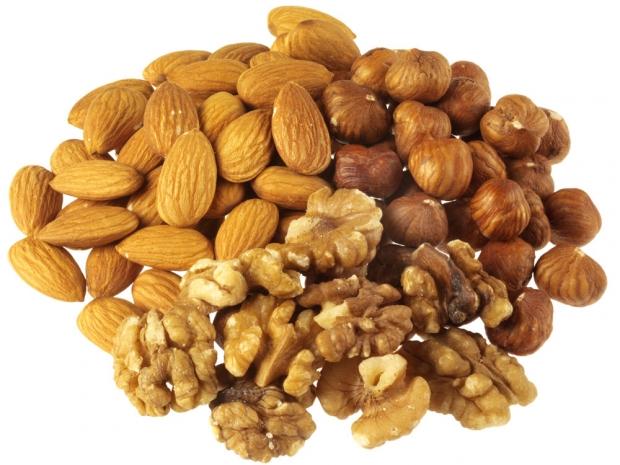 nuts, healthy snacks