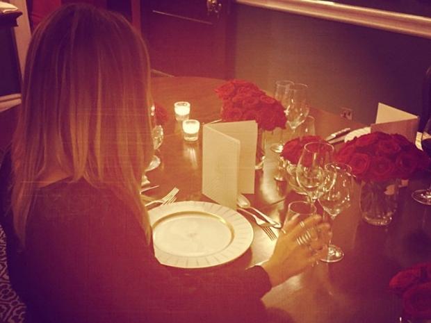 Perrie Edwards celebrating her birthday in Instagram photo