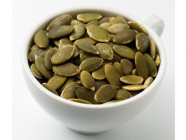 Healthy Snack Ideas: Pumpkin Seeds
