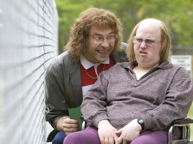 Little Britain was one of BBC Three's first shows