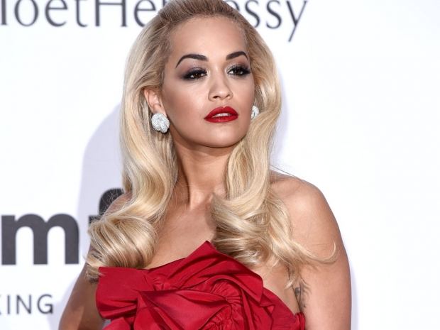Rita Ora at the Amfar Aids Gala, Cannes, 2015