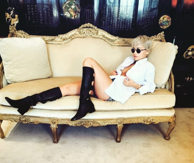 Rita Ora recently visted the house of Chanel in Paris