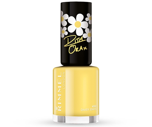 rita ora rimmel nail polish-daisy days-yellow-look.co.uk.jpg