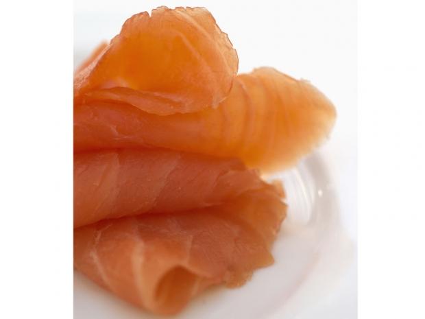 salmon, smoked salmon, healthy snacks