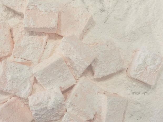 Lauren Conrad's homemade marshmallows.