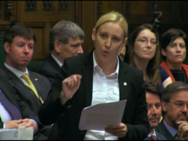 Mhairi Black: our new hero
