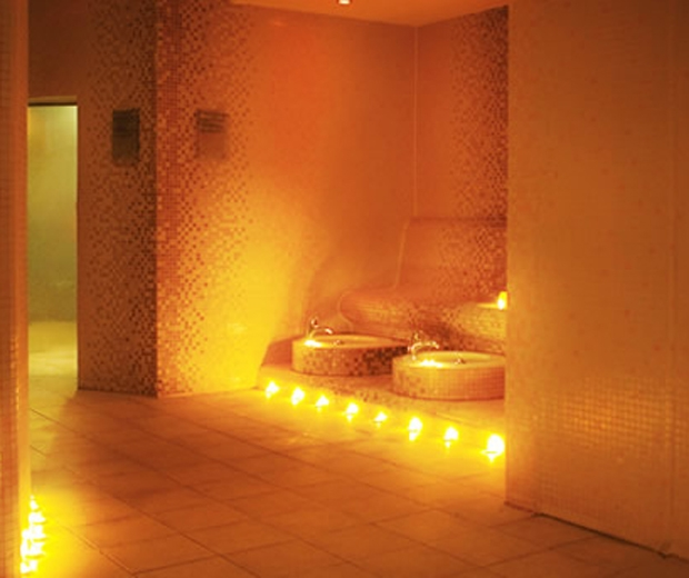 spa facilities at titanic spa - look.co.uk