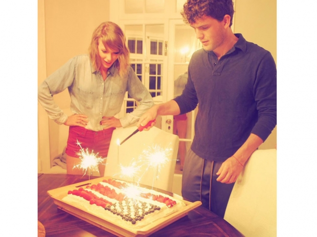 Taylor Swift and her brother party on 4 July in Instagram photo