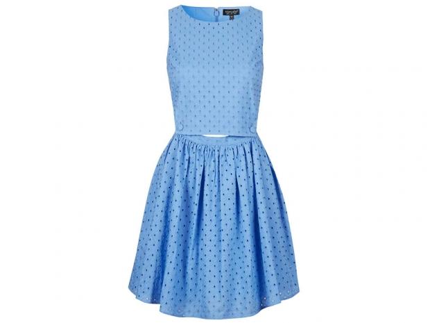 dress, Topshop £38