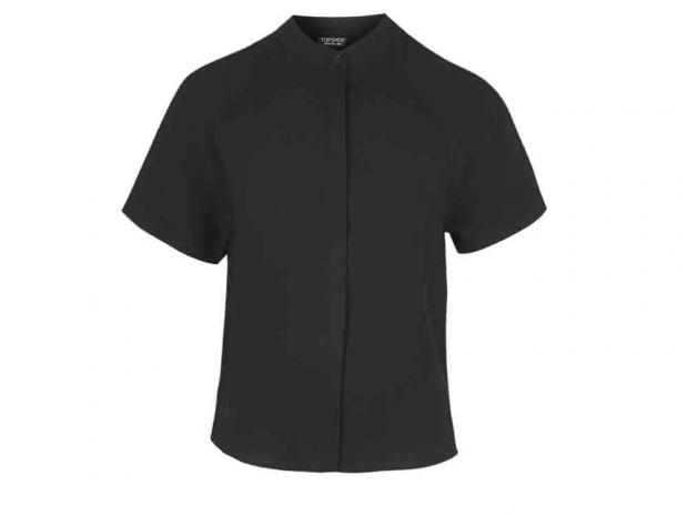Topshop Short Sleeve Shirt, £32