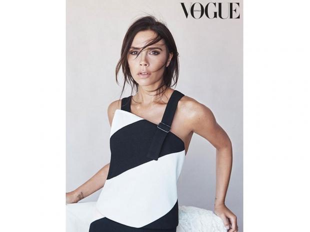 Victoria beckham vogue australia 2015