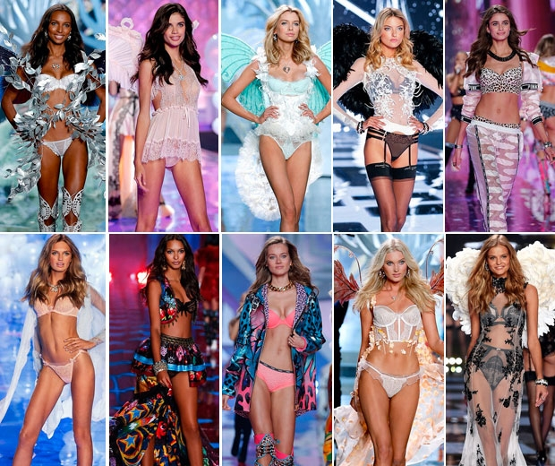 The new Victoria's Secret recruits!
