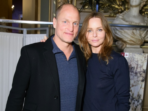 Woody Harrelson & Stella McCartney