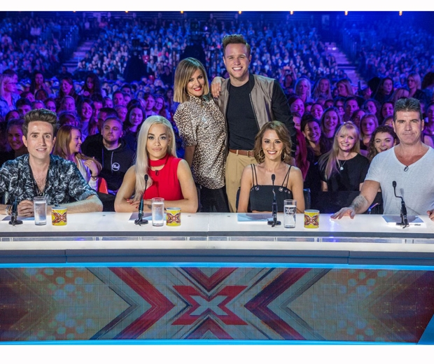 x factor 2015 judges