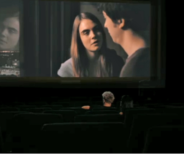 cara delevingne in paper towns on made in chelsea la