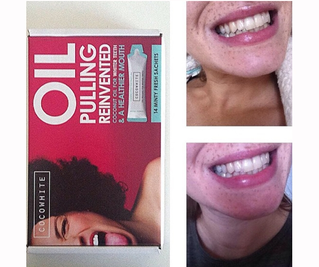 Coco White The Teeth Whitening Kit The Celebs Are Loving Look