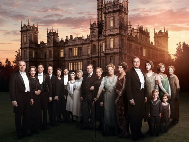 Downton Abbey season 6 cast photo