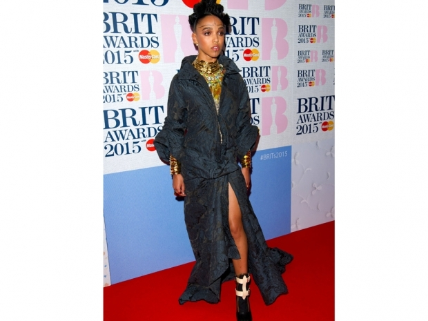 fka twigs at the brit awards2015