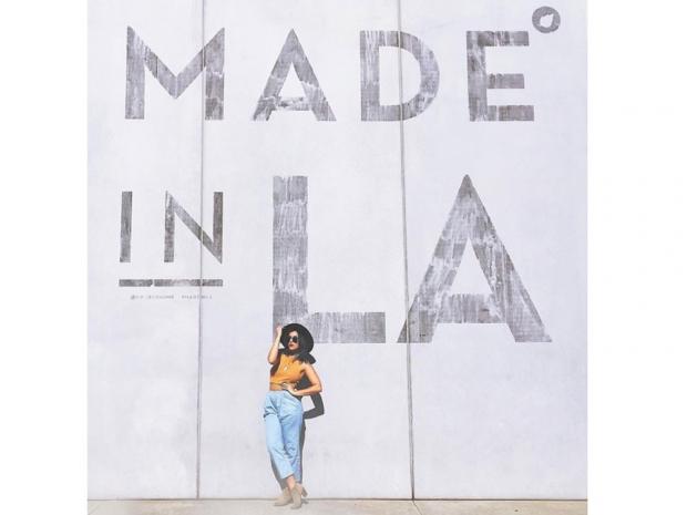 Gabriella Ellis in LA