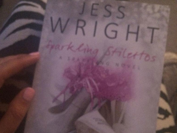 Jess Wright's book Sparkling Stilettos