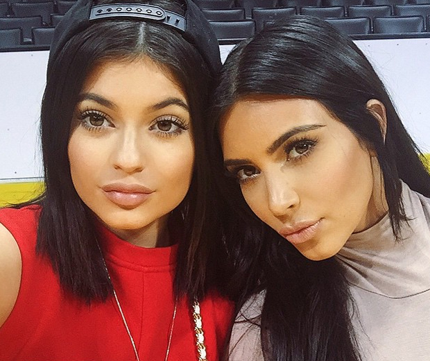 Let us count the times Kylie and Kim were *actually* the same person...