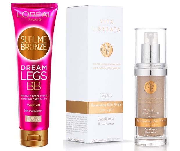 Want to find the best leg makeup? We've found it