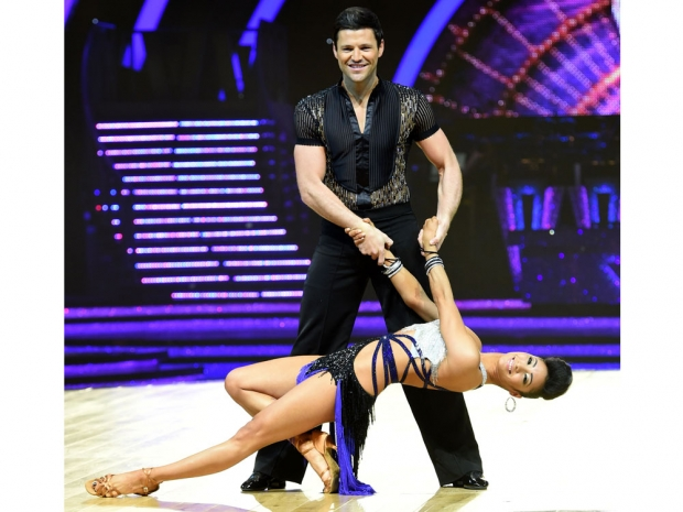Mark Wright on Strictly Come Dancing
