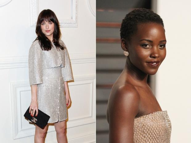 Dakota Johnson and Lupita Nyong'o also feature on Maxim's 2015 Hot List