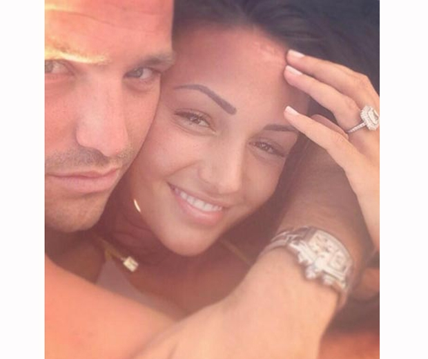 mark wright michelle keegan engaged