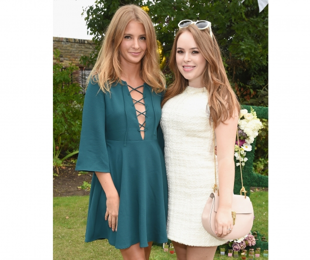 Millie Mackintosh and Tanya Burr