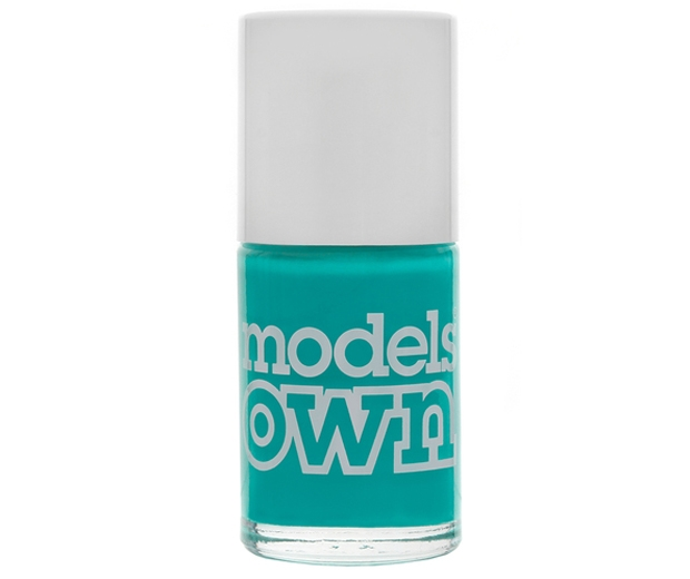 models own polish for tans-turquoise-look.co.uk