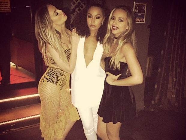 Perrie Edwards, Leigh-Anne Pinnock and Jade Thirlwall